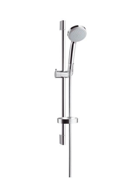 HansGrohe Croma 100 1jet EcoSmart/Unica'C zuhanyszett 0,65 m DN15 / króm / 27742000 / 27742 000
