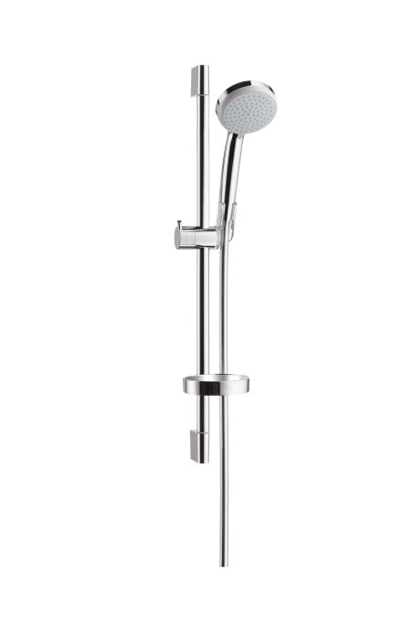HansGrohe Croma 100 Vario/Unica'C zuhanyszett 0,65 m DN15 / króm / 27772000 / 27772 000