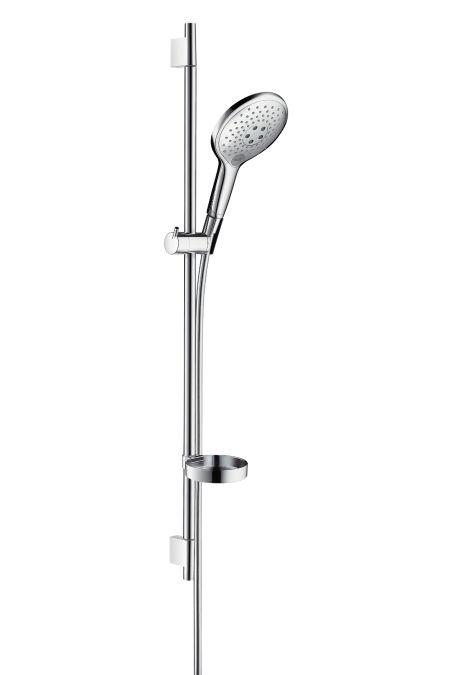 HansGrohe Raindance Select S 150/Unica'S Puro zuhanyszett / 0,90 m / króm / 27803000 / 27803 000