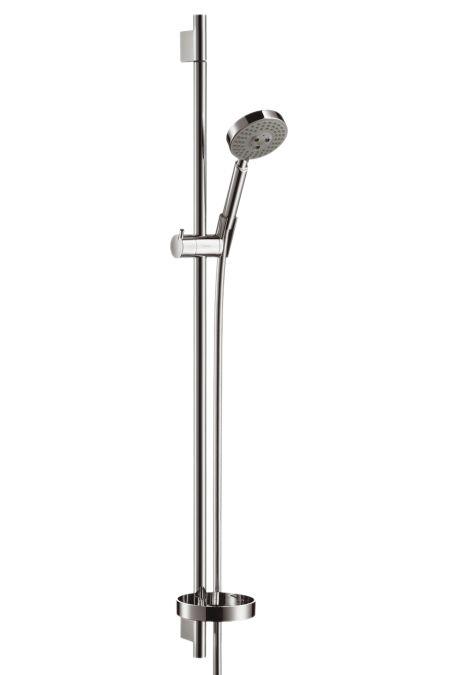 HansGrohe Raindance S 100 AIR 3jet/Unica'S Puro zuhanyszett 0,90 m DN15 / króm / 27880000 / 27880 000