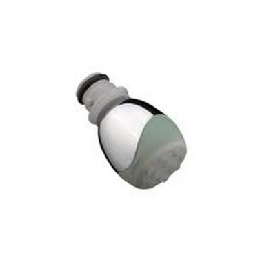 PH Cserélhető fúvóka masszázs vízsugárral / króm / 28408000 / 28408 000