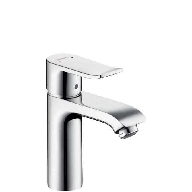 HansGrohe Metris Egykaros mosdócsaptelep 110 DN15 / átfolyós vízmelegítőkhöz / 31074000 / 31074 000