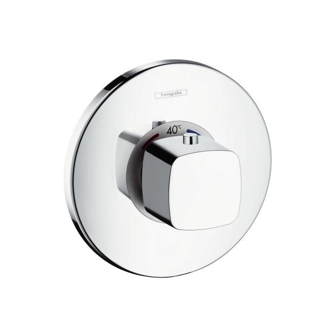 HansGrohe Metris Highflow termosztátos csaptelep színkészlet / króm / 31571000 / 31571 000