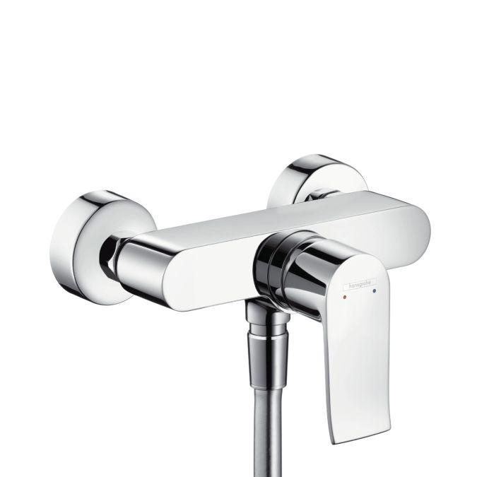 HansGrohe Metris Egykaros, falsíkon kívüli zuhanycsaptelep DN15 / 31680000 / 31680 000