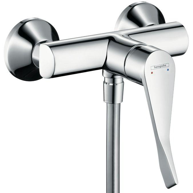 HansGrohe HG Focus Care egykaros zuhanycsaptelep extra hosszú karral / 31916000 / 31916 000