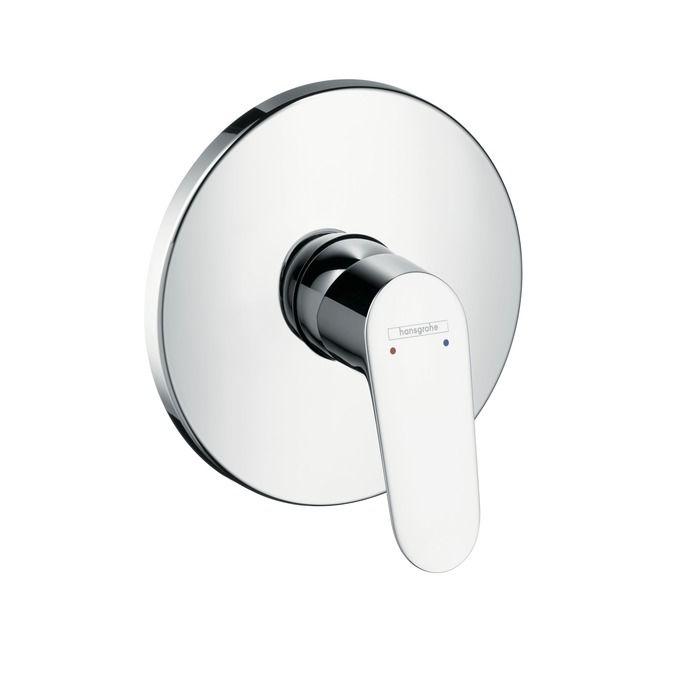 HansGrohe Focus E2 Egykaros, falsík alatti zuhanycsaptelep színkészlet / króm / 31965000 / 31965 000