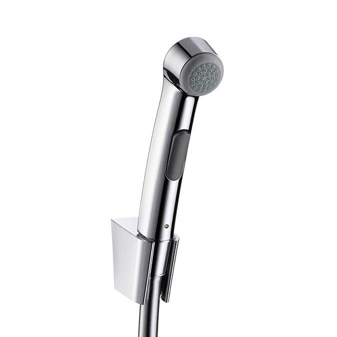 HansGrohe Bidette kézizuhany DN15 zuhanytartóval és zuhanycsővel 1.25 m, króm / 32129000 / 32129 000