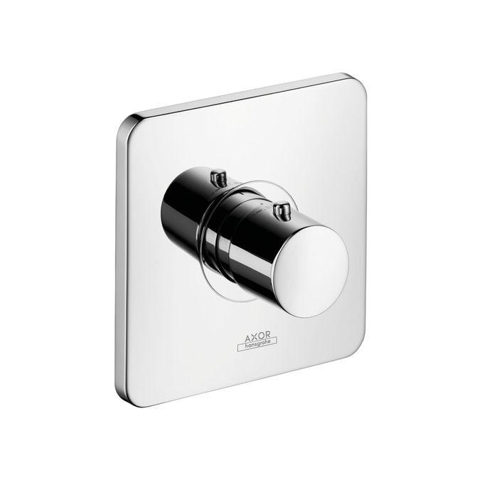 HansGrohe Citterio M Highlow falsík alatti termosztátos csaptelep, króm / 34716000 / 34716 000