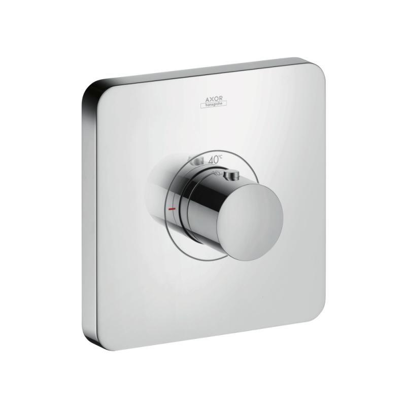 HansGrohe Axor ShowerSelect Soft Cube falsík alatti highflow termosztátos csaptelep / 36711000 / 36711 000