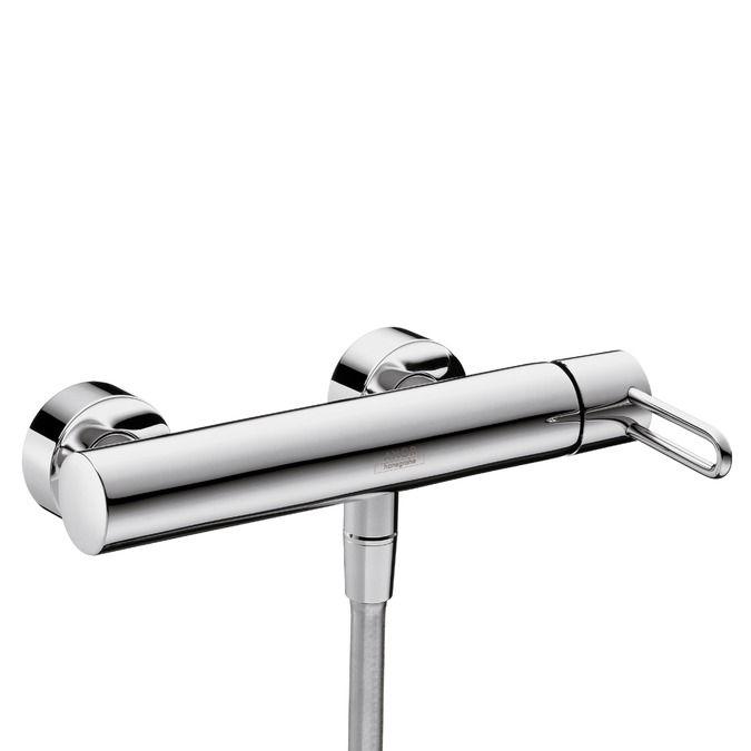 HansGrohe Uno2 Egykaros zuhanycsaptelep falsíkon kívüli szereléshez DN15, króm / 38620000 / 38620 000