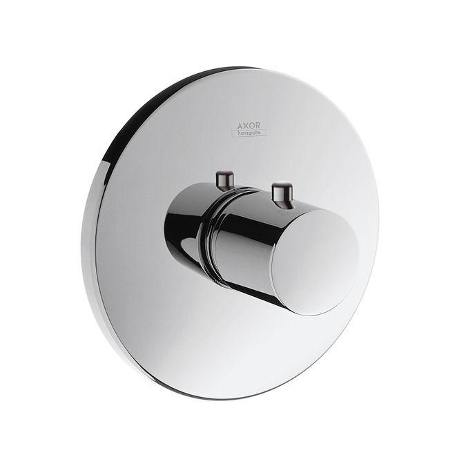 HansGrohe Uno Highlow falsík alatti termosztátos csaptelep, króm  / 38715000 / 38715 000
