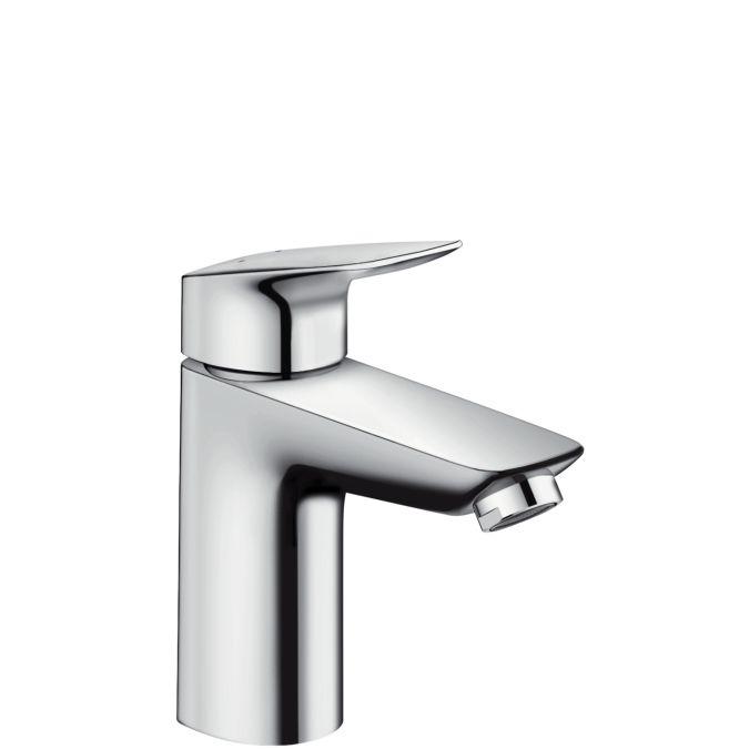 Hansgrohe Logis egykaros mosdócsaptelep, lefolyó-garnitúra nélkül, átfolyós vízmelegítőhöz / bojlerhez / 71101 000 / 71101000