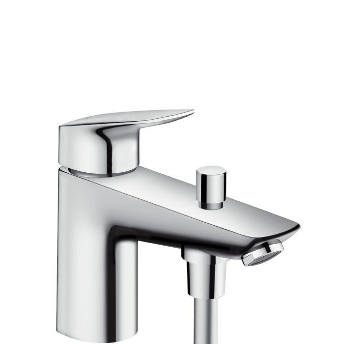 HansGrohe Logis Monotrou egykaros zuhany és kádcsaptelep / kerámiabetéttel / 71315 000 / 71315000