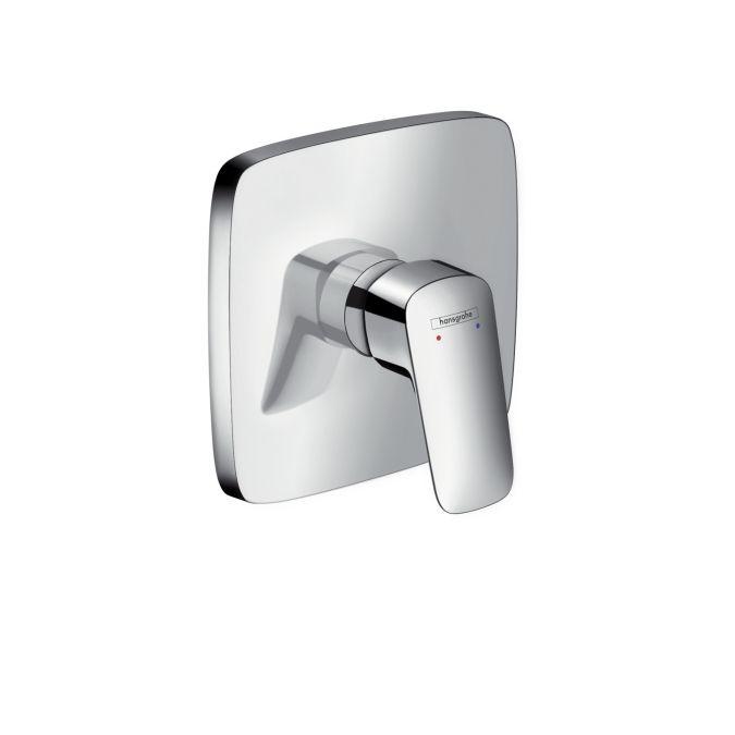 HansGrohe Logis Egykaros zuhanycsaptelep falsíkon kívüli szereléshez / kerámiabetéttel / 71605 000 / 71605000