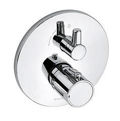 KLUDI O-CEAN termosztátos kád csaptelep látható rész 388200545 / 3882005-45 / 38820-05-45