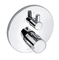 KLUDI O-CEAN termosztátos zuhany csaptelep látható rész 388250545 / 3882505-45 / 38825-05-45