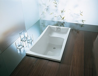 Kolpa San ACCORDO 140X70 beépíthető fürdőkád ülőkével / ülőkád / 741560