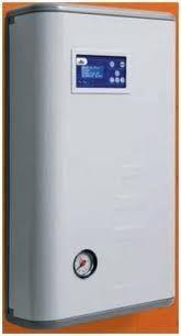 RADECO / KOSPEL EKCO.M1 z 8 kW-os  elektromos / villany kazán, központi fűtéshez, 400V/230V időjáráskövető szabályozás egy / két különálló fűtőkör vezérlése HMV tároló fűtésére is, energiatakarékos
