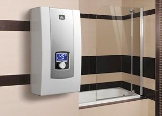 RADECO / KOSPEL PPE2 LCD ELECTRONIC 15 kW-os átfolyós elektromos vízmelegítő, 400V