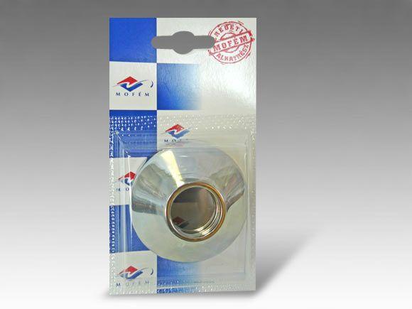 Mofém takarótányér / takarórózsa kúpos, fali csaptelephez, 2db / csomag, 273-0054-06 / 273005406