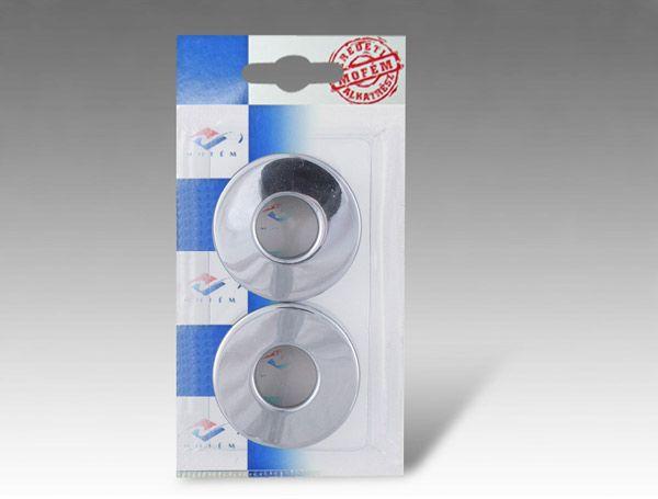 Mofém takarótányér / takarórózsa hengeres, fali csaptelephez, 2db / csomag, 273-0113-06 / 273011306