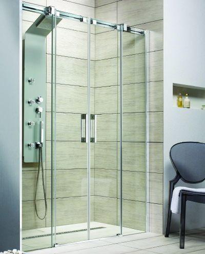 RADAWAY Espera DWD 160 tolóajtós zuhanyajtó / AJTÓ 1600x2000 mm / 01 átlátszó üveg / 380126-01