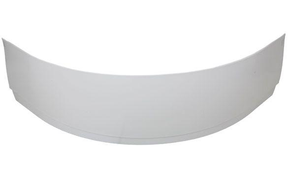 RAVAK Előlap 'A' Gentiana, Newday 140 cm-es akril sarokkádhoz / hófehér / CZF1000AN0