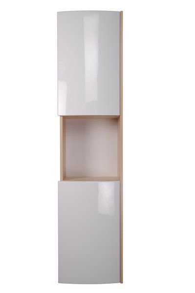 RAVAK SB Uni Praktik, Rosa oldalsó oszlop (fehér/fehér) / Cikkszám: X000000338