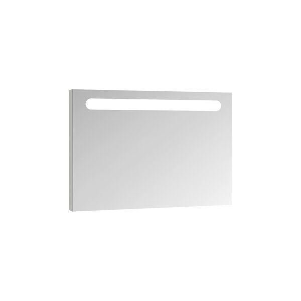 RAVAK Tükör CHROME 700 fehér, mosdó fölé, beépített világítással, cikkszám: X000000548