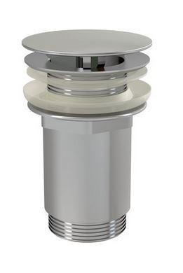 RAVAK Mosdólefolyó, hagyományos, fix, krómozott, X01439, leeresztő szelep