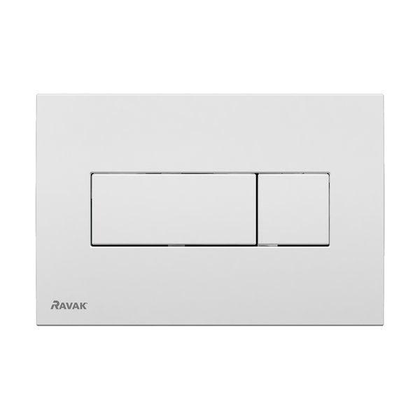 RAVAK Universal nyomólap, fehér, X01457