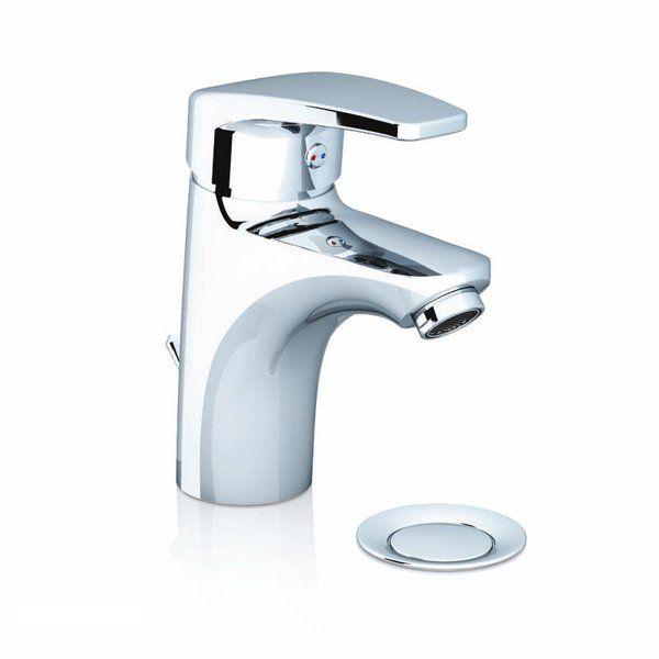 RAVAK Neo álló mosdó csaptelep leeresztővel NO 011.00, cikkszám: X070016