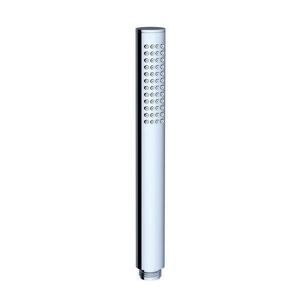 RAVAK 957.00 Hengeralakú Chrome zuhanyfej - 1 funkciós, Cikkszám: X07P007