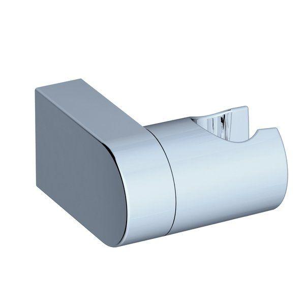 RAVAK, Fali állítható Chrome zuhanytartó 611.00, kiegészítő/ X07P011