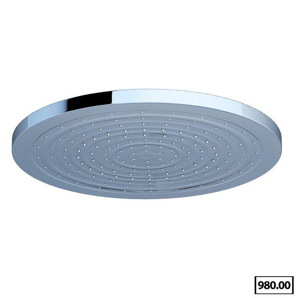 RAVAK Esőztető kör alakú zuhanyfej / fejzuhany / 300 mm 980.00, cikkszám: X07P111