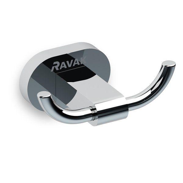 RAVAK Chrome Dupla fogas CR 100, cikkszám: X07P186