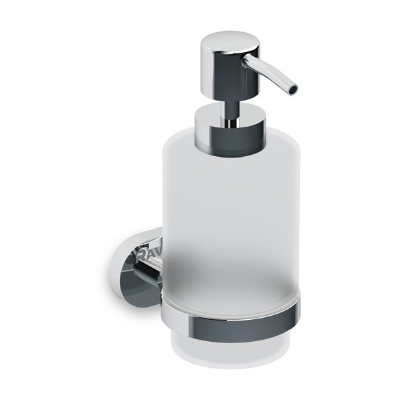 Ravak, CHROME Szappanadagoló üveg CR 231, kiegészítő/ X07P223