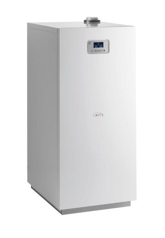 Saunier Duval 48 KKS Condens ÁLLÓ kondenzációs FŰTŐ gázkazán / kazán, ErP, 14,4 – 48,0 kW, cikkszám: 0010013672
