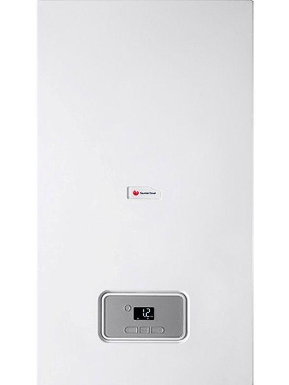 Saunier Duval Thelia Condens AS 12-A fali kondenzációs FŰTŐ gázkazán / kazán, ErP, 4,3-12,7 kW, cikkszám: 0010016093