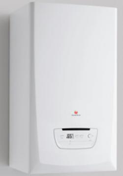 Saunier Duval THEMA CONDENS AS 25-A ErP kondenzációs fűtő gázkazán beépített váltószeleppel, cikkszám: 0010017380, 6,6-26,7 kW
