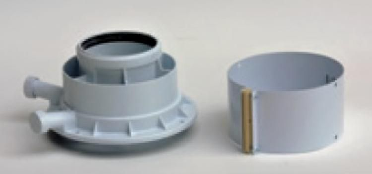Saunier Duval SDC 60/100 indítóidom Semia Condens, Isotwin Condens, Thema Condens kondenzációs készülékekhez, 0020081017