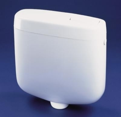 Sanit 936 wc tartály, alsó elhelyezésű / alulra szerelhető / alsós, START/STOP funkciós, hőszigetelt