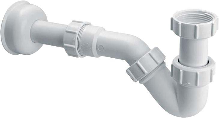 STYRON HC-23 Bidé / Bidet szifon, műanyag / STY-HC-23