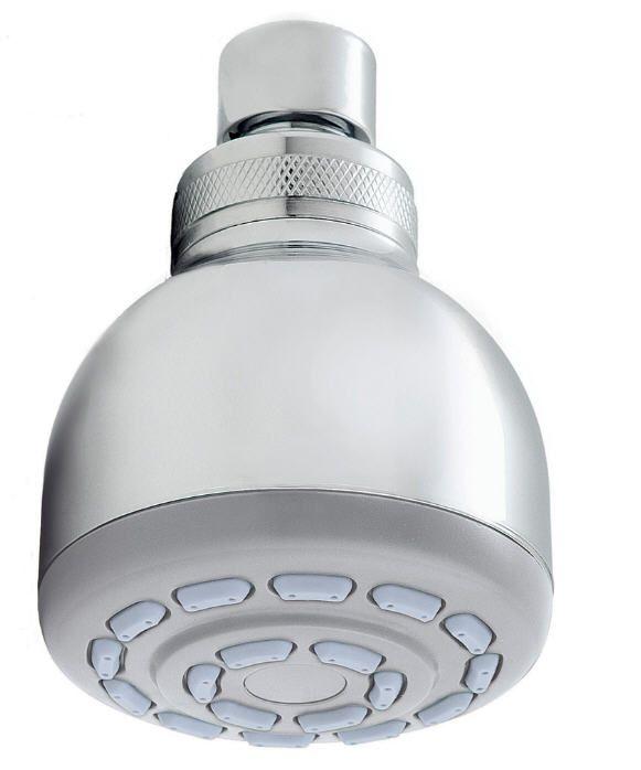 TEKA Ocean 79.006.51 / 7900651 zuhanyfej / fejzuhany, 1 funkciós, vízkőmentes, 65 mm