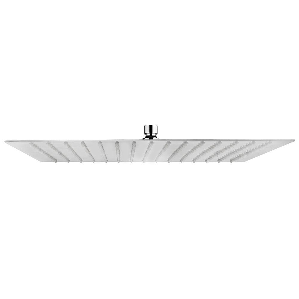 TEKA SPA2 400 Ultraslim fejzuhany / zuhanyfej, vízkőmentes, 400x400 mm, ultravékony kivitel, szögletes design 79.006.71.00 / 790067100