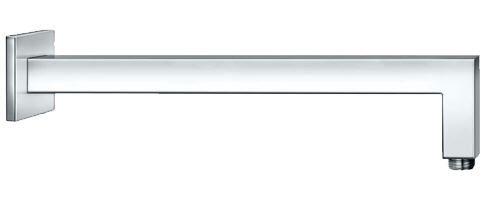 TEKA CUADRO zuhanykar fejzuhanyhoz 350 mm, szögletes 79.007.54 / 7900754