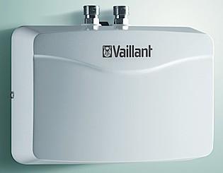 Vaillant miniVED H 6/2 zárt rendszerű átfolyós vízmelegítő / villanybojler / bojler 0010011599 / 0010009484 H 6/1 utódja