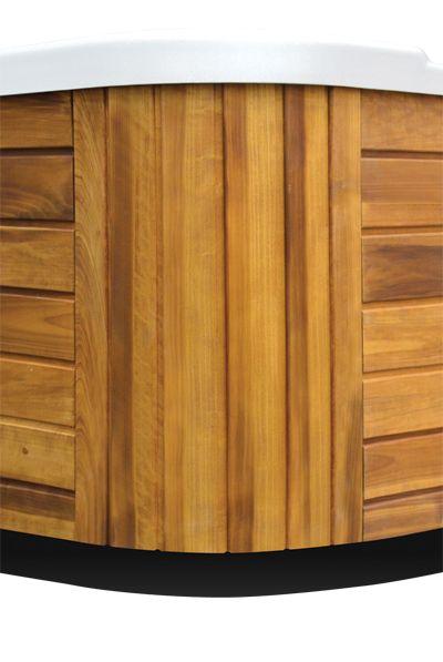 VITAL SPA Thermowood Delux vagy Dekor fa burkolat masszázsmedencéhez / jakuzzihoz