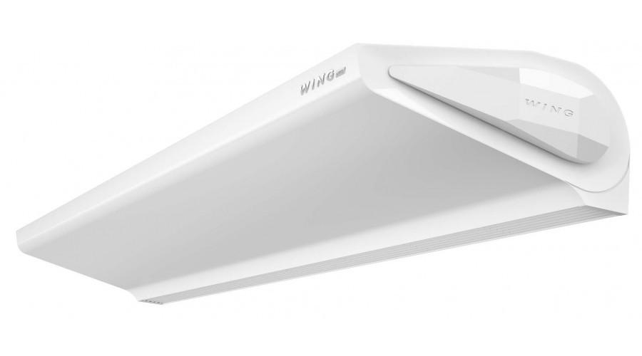 VTS WING W100 EC 1 m-es vizes légfüggöny, hőcserélővel cikkszám: 1-4-2801-0055