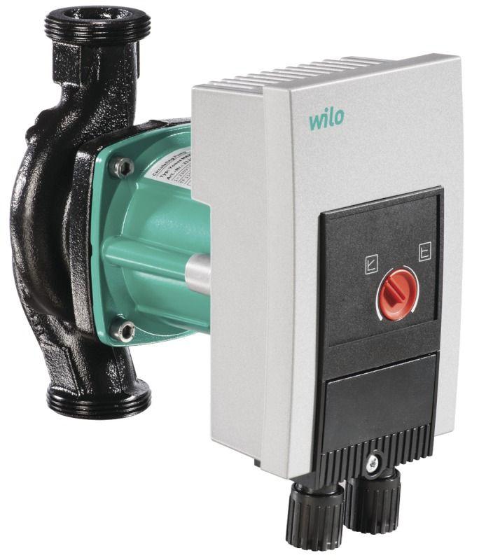 WILO Yonos MAXO 30/0,5-10 PN10 Nedvestengelyű fűtési keringető szivattyú / 2120643
